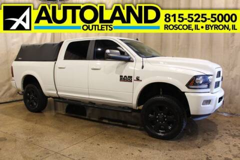 2017 RAM Ram Pickup 2500 for sale at AutoLand Outlets Inc in Roscoe IL