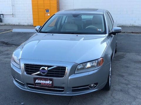 2011 Volvo S80 for sale at Anamaks Motors LLC in Hudson NH