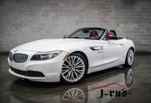 2012 BMW Z4 for sale at J-Rus Inc. in Macomb MI