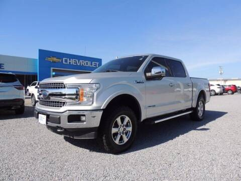 2018 Ford F-150 for sale at LEE CHEVROLET PONTIAC BUICK in Washington NC