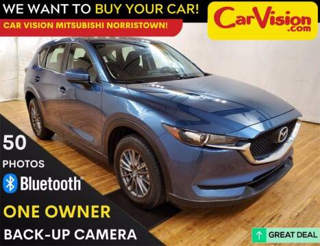 2017 Mazda CX-5 for sale at Car Vision Mitsubishi Norristown in Trooper PA