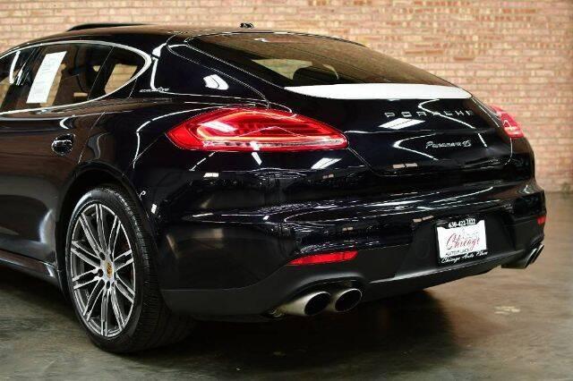 2015 Porsche Panamera AWD 4S Executive 4dr Sedan - Bensenville IL