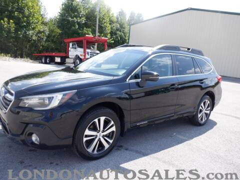 2018 Subaru Outback for sale at London Auto Sales LLC in London KY