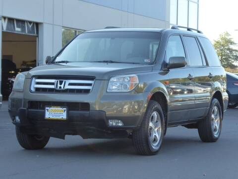 2006 Honda Pilot for sale at Loudoun Motor Cars in Chantilly VA