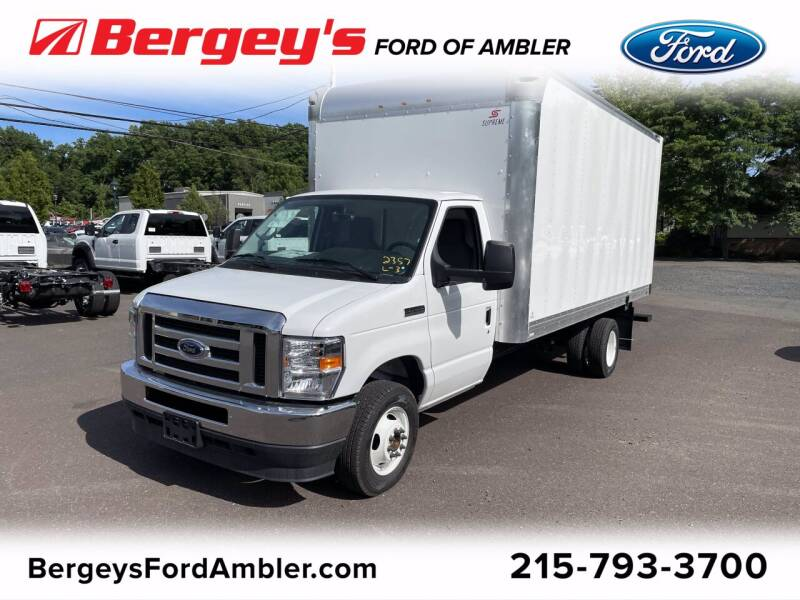 2022 Ford E-Series Chassis for sale in Ambler, PA