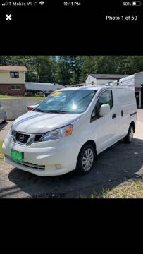 2015 Nissan NV200 for sale at Worldwide Auto Sales in Fall River MA