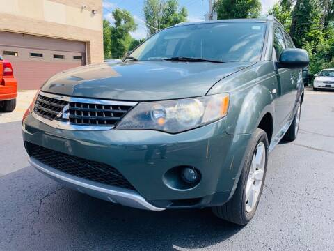 2009 Mitsubishi Outlander for sale at Quality Auto Sales And Service Inc in Westchester IL