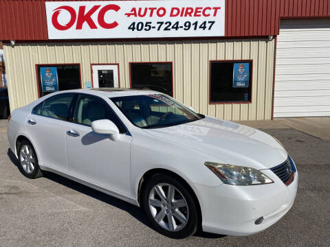 2007 Lexus ES 350 for sale at OKC Auto Direct in Oklahoma City OK
