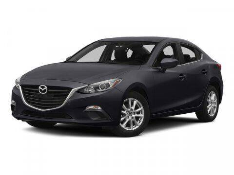 2015 Mazda MAZDA3 for sale at RDM CAR BUYING EXPERIENCE in Gurnee IL