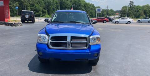 2007 Dodge Dakota for sale at Rock 'n Roll Auto Sales in West Columbia SC