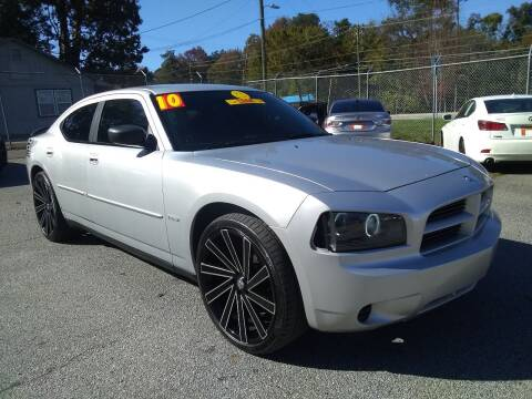2010 Dodge Charger for sale at Import Plus Auto Sales in Norcross GA