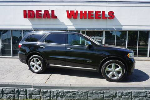 2013 Dodge Durango for sale at Ideal Wheels in Sioux City IA