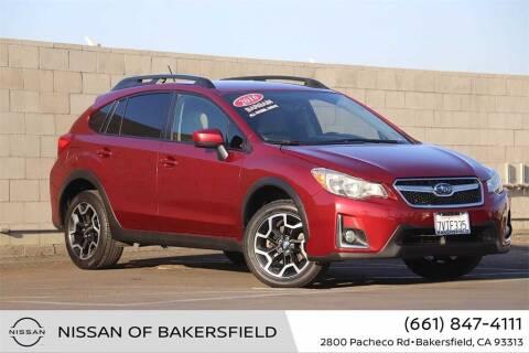 2016 Subaru Crosstrek for sale at Nissan of Bakersfield in Bakersfield CA