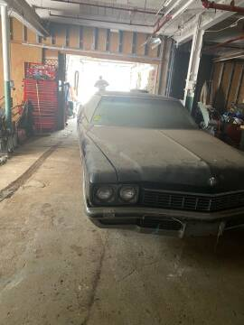 1972 Buick Electra 225  for sale at Classic Heaven Used Cars & Service in Brimfield MA
