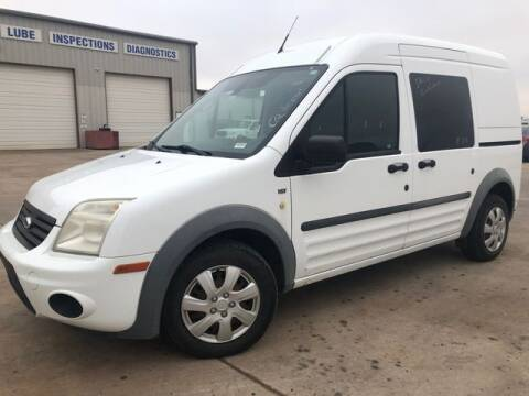 2013 Ford TRANSIT Connect XLT for sale at TRUCK N TRAILER in Oklahoma City OK