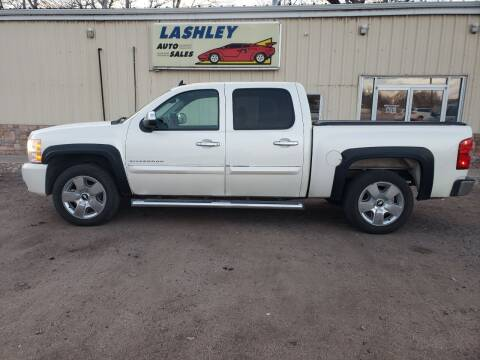 2011 Chevrolet Silverado 1500 for sale at Lashley Auto Sales in Mitchell NE