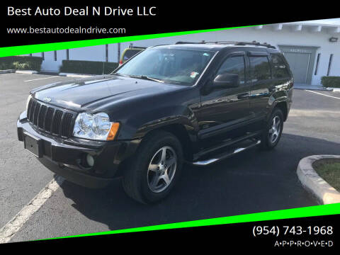 2007 Jeep Grand Cherokee for sale at Best Auto Deal N Drive in Hollywood FL