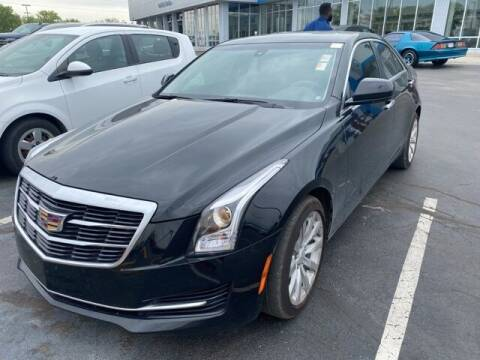 2018 Cadillac ATS for sale at COYLE GM - COYLE NISSAN - New Inventory in Clarksville IN
