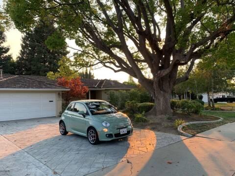 2012 FIAT 500 for sale at Blue Eagle Motors in Fremont CA