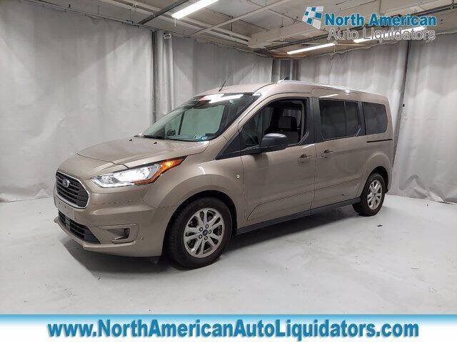 2019 Ford Transit Connect Wagon for sale in Essington, PA