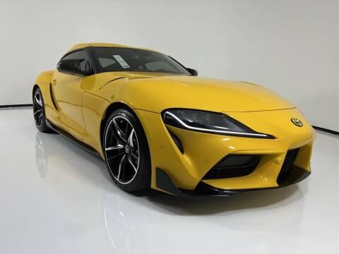 2021 Toyota GR Supra for sale at PHIL SMITH AUTOMOTIVE GROUP - Toyota Kia of Vero Beach in Vero Beach FL