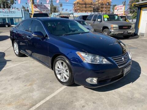 2011 Lexus ES 350 for sale at FJ Auto Sales North Hollywood in North Hollywood CA