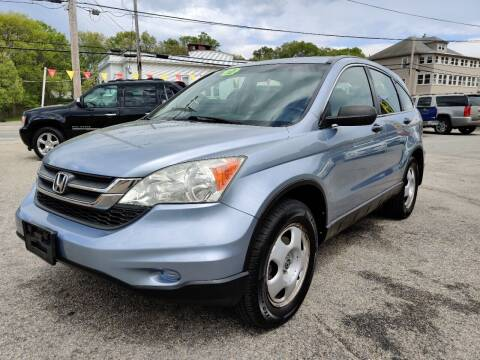 2010 Honda CR-V for sale at Porcelli Auto Sales in West Warwick RI