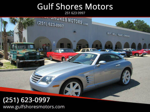 2004 Chrysler Crossfire for sale at Gulf Shores Motors in Gulf Shores AL