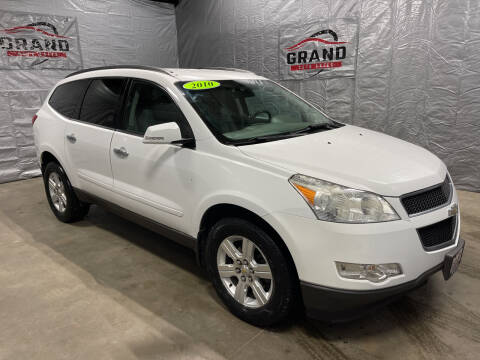 2010 Chevrolet Traverse for sale at GRAND AUTO SALES in Grand Island NE
