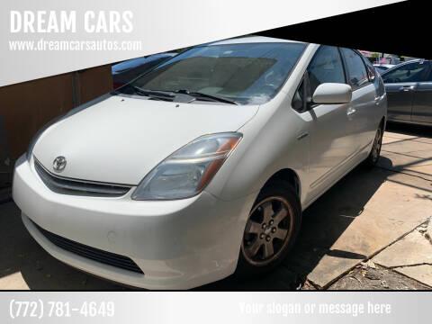 2006 Toyota Prius for sale at DREAM CARS in Stuart FL