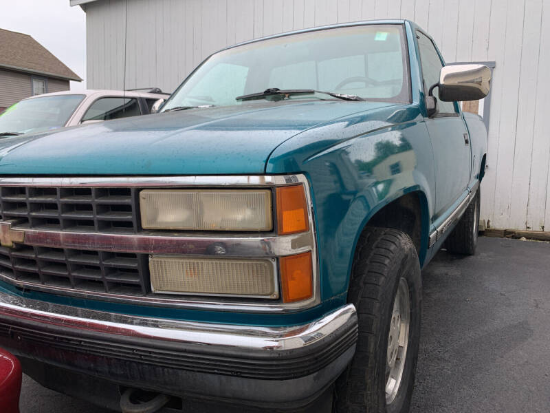 1993 Chevrolet C/K 1500 Series for sale at Waltz Sales LLC in Gap PA