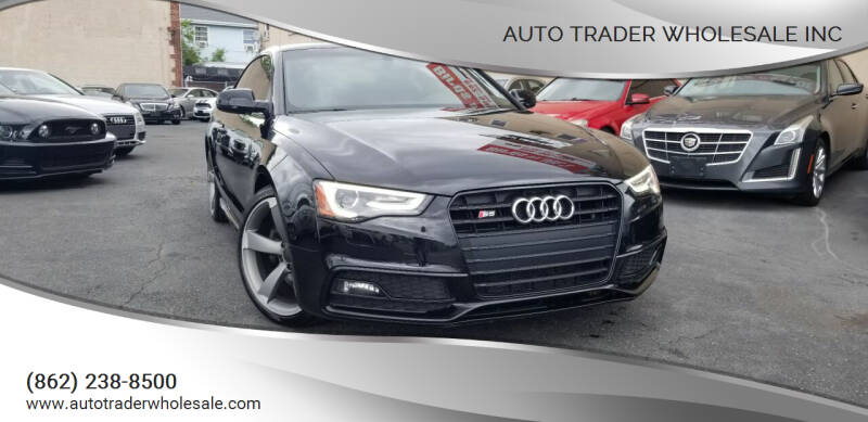 2015 Audi S5 for sale in Saddle Brook, NJ