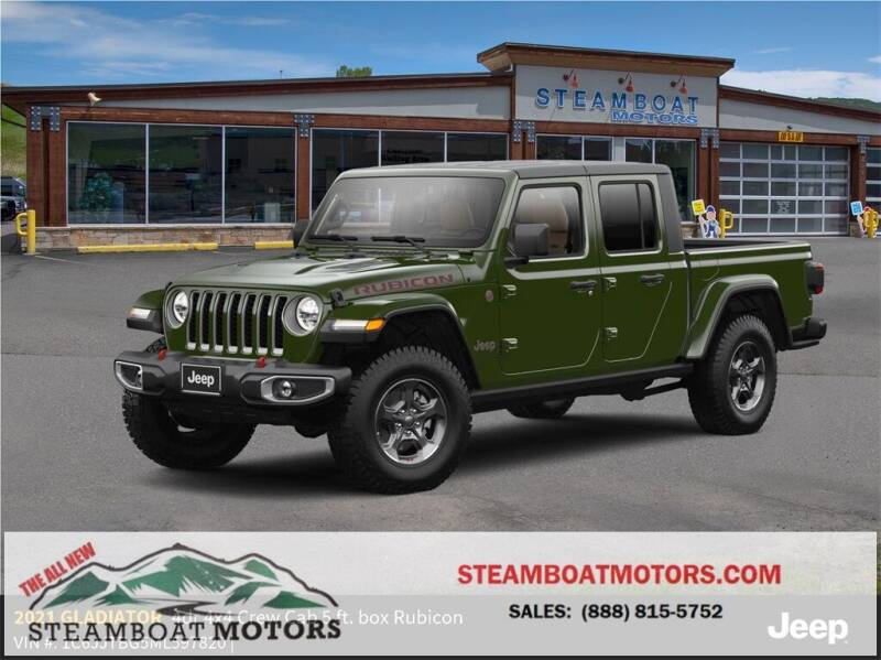 2021 Jeep Gladiator for sale in Steamboat Springs, CO