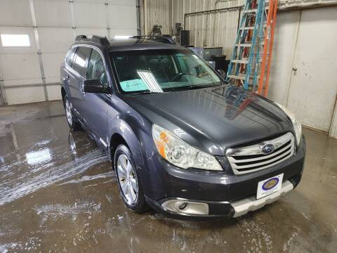 2011 Subaru Outback for sale at BERG AUTO MALL & TRUCKING INC in Beresford SD