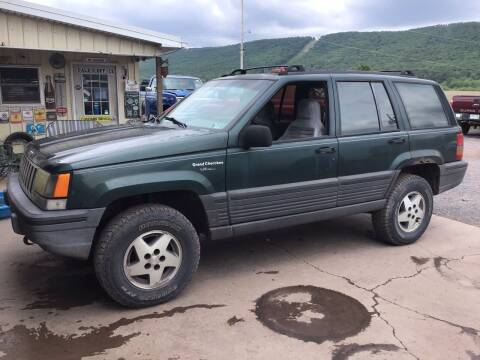 1993 Jeep Grand Cherokee for sale at Troys Auto Sales in Dornsife PA