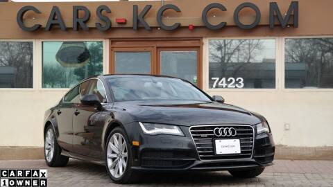 2012 Audi A7 for sale at Cars-KC LLC in Overland Park KS