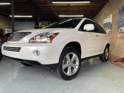 2008 Lexus RX 400h for sale at Buy A Car in Chicago IL