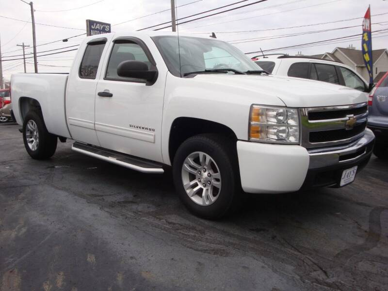 2011 Chevrolet Silverado 1500 for sale at Jay's Auto Sales Inc in Wadsworth OH