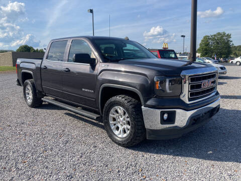 2014 GMC Sierra 1500 for sale at McCully's Automotive - Trucks & SUV's in Benton KY