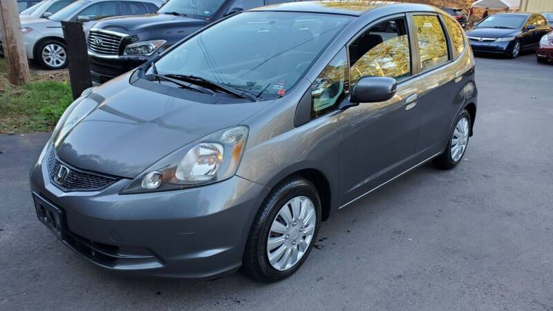 2012 Honda Fit for sale at GA Auto IMPORTS  LLC in Buford GA