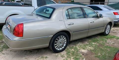 2004 Lincoln Town Car for sale at Augusta Motors in Augusta GA