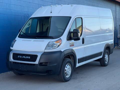 2019 RAM ProMaster Cargo for sale at Omega Motors in Waterford MI