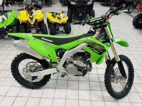 2020 Kawasaki KX™450 for sale at Street Track n Trail in Conneaut Lake PA