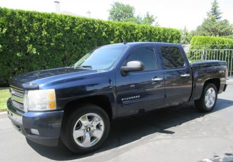 2011 Chevrolet Silverado 1500 for sale at Top Notch Motors in Yakima WA