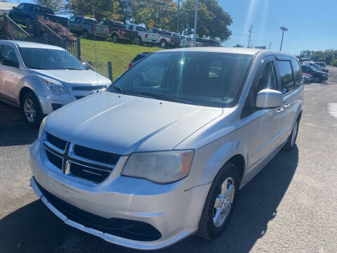 2011 Dodge Grand Caravan for sale at Ball Pre-owned Auto in Terra Alta WV