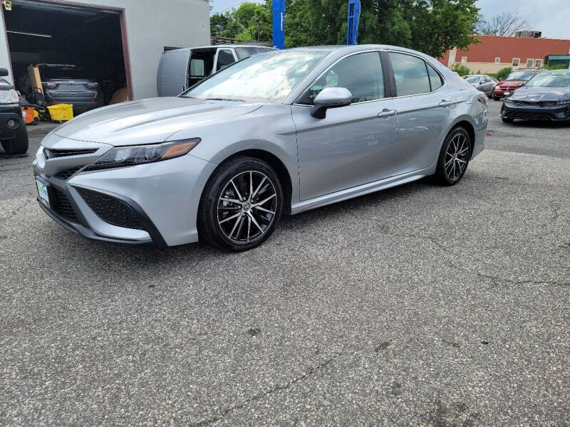 2021 Toyota Camry for sale at Car One in Essex MD