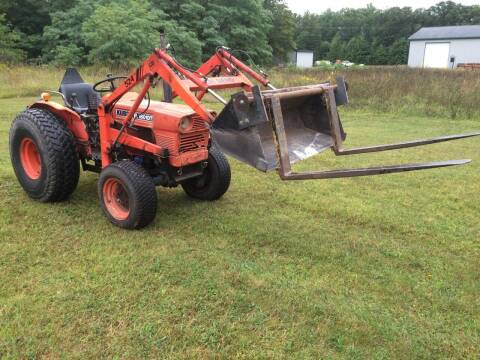 1986 Kubota L 185 DT for sale at Carz N Trux in Twin Lake MI
