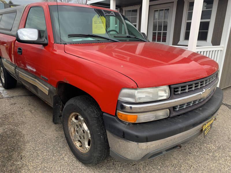 2000 Chevrolet Silverado 1500 for sale at 51 Auto Sales in Portage WI
