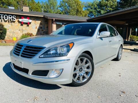 2011 Hyundai Equus for sale at Classic Luxury Motors in Buford GA