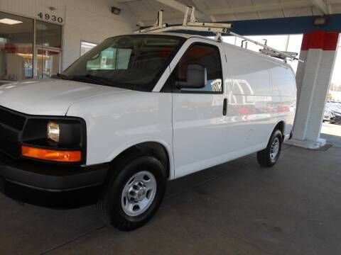 2013 Chevrolet Express Cargo for sale at Auto America in Charlotte NC